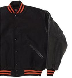 Game Sportswear - The Varsity Wool/Leather Jackets
