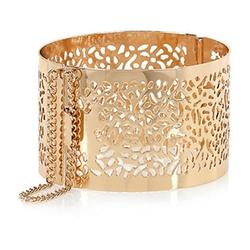 River Island - Filigree Cuff Bracelet