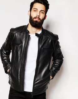 Asos - Leather Jacket