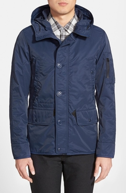 Spiewak - Water Resistant Hooded Jacket