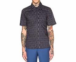 Marni - Atomica Print Poplin Shirt