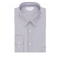 Van Heusen - Denim Stripe Dress Shirt