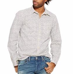 Denim & Supply Ralph Lauren - Floral-Print Cotton Workshirt