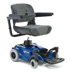 Pride Mobility - Go-Chair Travel Power Wheelchair