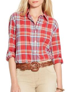Ralph Lauren - Plaid Cotton Shirt