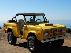 Ford  - 1970 Bronco Truck