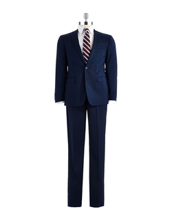 Calvin Klein - Two-Piece Wool Suit