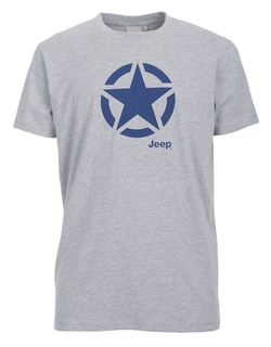 Jeep - Star Graphic T-Shirt