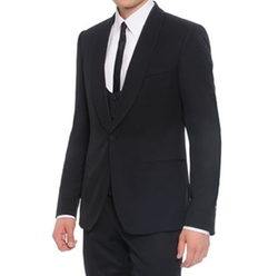 Dolce & Gabbana  - 3-Piece Shawl-Collar Suit