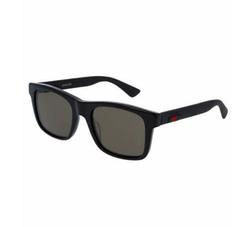 Gucci - Acetate Rectangular Sunglasses
