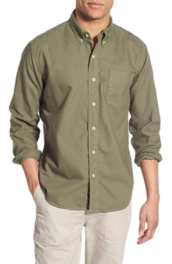 Civilianaire  - Regular Fit Oxford Sport Shirt
