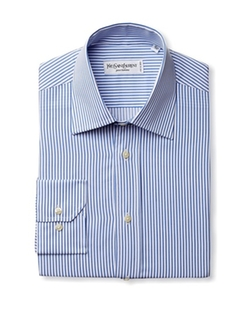 Saint Laurent -  Stripe Dress Shirt