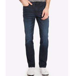 Kenneth Cole New York - Stretch Denim Dark Wash Jeans