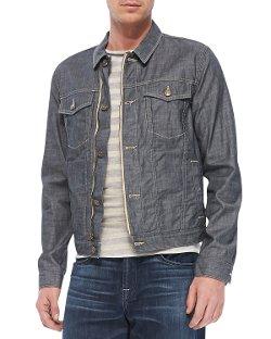 7 For All Mankind - Trucker Denim Jacket