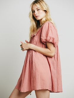 Endless Summer - Arosa Puff Sleeve Dress