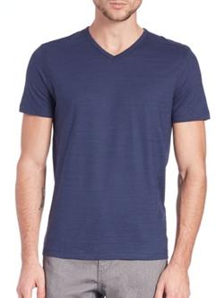 Hugo Boss  - Eraldo V Neck T-Shirt