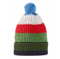 Gucci - Striped Knitted Beanie Hat