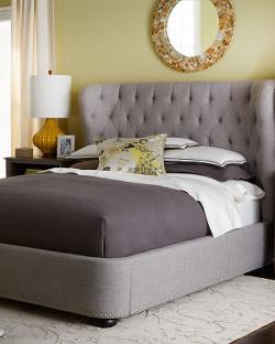 Horchow - Fresno Queen Bed
