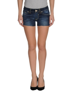 Don Wash - Dark Wash Denim Shorts