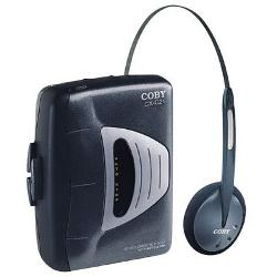 Coby - CX-C21 Stereo Cassette Player