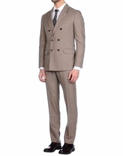 Brunello Cucinelli - Double Breasted Suit