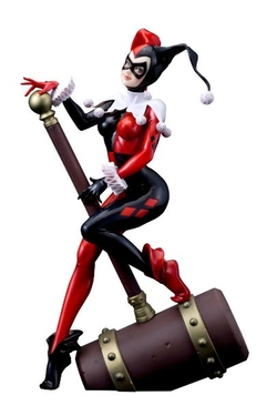 Kotobukiya  - DC Comics: Harley Quinn Bishoujo Statue