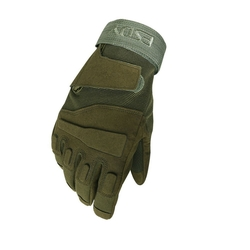 Skque - Military Half Finger Hard Knuckle and Full Finger Tactical Gloves