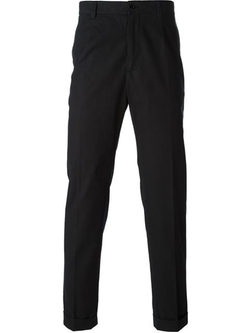 Dolce & Gabbana - Classic Tailored Trousers