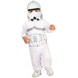 WMU - Star Wars Stormtrooper Toddler Costume