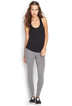 Forever21 - Favorite Ankle Leggings