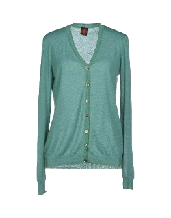 Happy Sheep  - V-Neck Cardigan