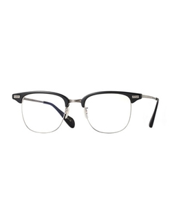 Oliver Peoples - Executive I Half-Rim Fashion Glasses