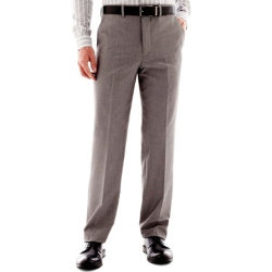 JF J. Ferrar - End on End Flat Front Suit Pants