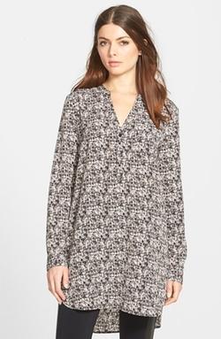 Trouvé - Long Sleeve Tunic Top