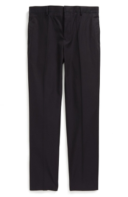 Burberry - Flat Front Suit Trousers