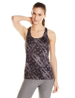 Spalding - Solar Flash Print Easy Fit Tank Top