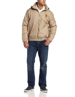 U.S. Polo Assn. - Polar-Fleece Lining Windbreaker Jacket
