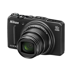 Nikon - Coolpix Wi-Fi Digital Camera