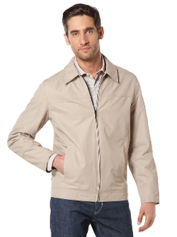 Perry Ellis International - Full Front Zip Jacket