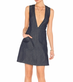 Cheap Monday - Code Denim Dress