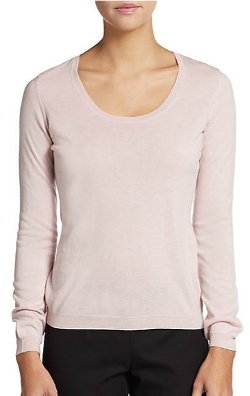 RED Valentino  - Cashmere/Silk Sweater
