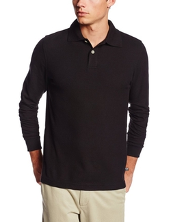 Lee - Long-Sleeve Polo Shirt
