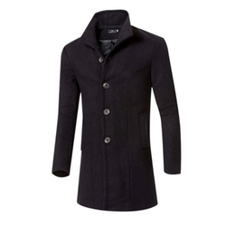 Egelbel - Single Breasted Overcoat