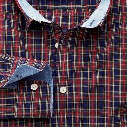 Charles Tywhitt - Slim Tartan Sport Shirt