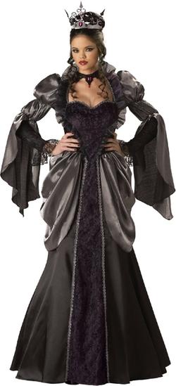 In Character - Wicked Queen Costume