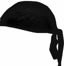 General Head Wrap - Bandana Head Wrap Medical Cap Biker Cap