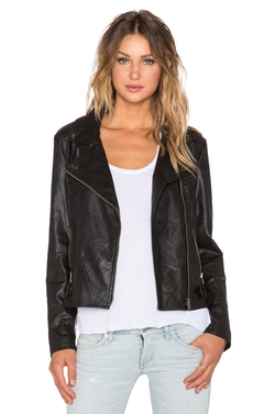 Minkpink - Reckless Biker Jacket
