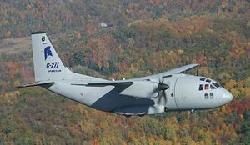 Alenia  - C-27J Spartan