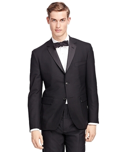 Brooks Brothers - Wool Tuxedo Suit