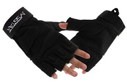 Nsstar - Outdoor Sports Military Half-finger Gloves